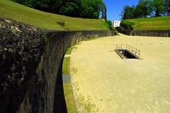 Amphitheater in Trier (davidvankeulen) Tags: europe europa deutschland duitsland germany trier treves augustatreverorum romanamphitheater roman romeinen amphitheater unesco davidvankeulen davidvankeulennl davidcvankeulen urbandc
