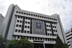 Kementerian Hukum dan HAM (Ya, saya inBaliTimur (using album)) Tags: building gedung architecture arsitektur jakarta office kantor