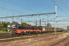 365.001 DS Cargo. Bratislava Hlavná Stanica (Hans Wiskerke) Tags: bratislava bratislavskýkraj slowakije sk