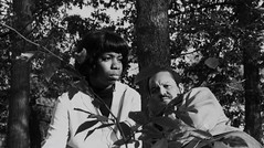 Singer/Pianist Nina Simone with Husband Andrew Stroud, 1960's (classic_film) Tags: ninasimone singer composer musician music piano pianist entertainment american usa celebrity nostalgic nostalgia vintage woman beauty beautiful mujer mujerbonita frau hübschefrau hübschesmädchen retro history 1960s sixties añejo classic clásico wardrobe fashion style elegant época ephemeral musik pretty prettygirl schön música lady jahrgang alt oll man husband