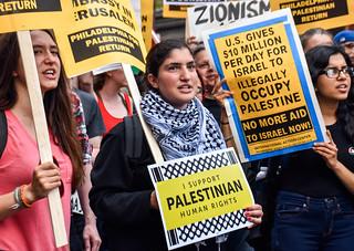 Palestinian Great March of Return: Philadelphia Solidarity Rally