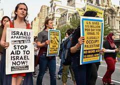 Palestinian Great March of Return: Philadelphia Solidarity Rally (joepiette2) Tags: massacre zionism terror palestine orchestra