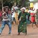 Dancing in Man