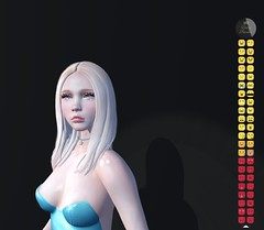 Expression HUD - Female Edition - Demo Video (LuShes Blessed) Tags: second life sl secondlife event dirty secrets lushes blessed ross myhre expression hud emote sounds animations bento face may round express