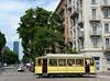 il nuovo e il..diversamente giovane (Luca Adorna) Tags: milano milan italia italy tram trammilano storica 609 atm609 urban tramway strasenbahn atm 600 torrehadid lostorto atmmilano trasportopubblico old
