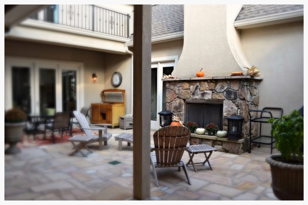 Majestic SB80SS Outdoor Fireplace. Chattanooga, Tn.