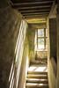 Hardwick Old Hall Stairs (ir0ny) Tags: nationaltrust hardwick hardwickhall elizabethan bessofhardwick derbyshire staircase