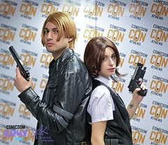Comicdom Con Athens 2018: Prejudging - by SpirosK photography (Groups): Resident Evil (SpirosK photography) Tags: cosplay cosplaycontest costumeplay prejudging photoshoot portrait spiroskphotography comicdomcon comicdomconathens2018 comicdomcon2018 comicdomconathens residentevil biohazard