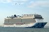 Norwegian Bliss (clare.blandford) Tags: norwegian bliss cruise liner southamptonwater calshot hampshire