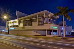 8000 Biscayne Boulevard Building, Miami, Florida, USA / Built: 1957 / Architect: Maurice Weintraub  / Floors: 3 / Architectural Style: Miami Modern (MiMo) (Jorge Marco Molina) Tags: miami florida usa miamibeach miamigardens northmiamibeach northmiami miamishores cityscape city urban downtown density skyline skyscraper building highrise architecture centralbusinessdistrict miamidadecounty southflorida biscaynebay cosmopolitan metropolis metropolitan metro commercialproperty sunshinestate realestate tallbuilding midtownmiami commercialdistrict commercialoffice wynwoodedgewater residentialcondominium dodgeisland brickellkey southbeach portmiami sobe brickellfinancialdistrict keybiscayne artdeco museumpark brickell historicalsite miamiriver brickellavenuebridge midtown sunnyislesbeach 8000biscayneboulevardbuilding built1957 mauriceweintraub miamimodern mimo