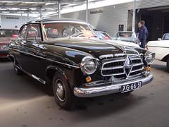 XG-66-31 1957 Borgward Isabella H1500 (Skitmeister) Tags: xg6631 car auto pkw voiture auction bca barneveld nederland netherlands skitmeister
