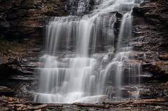 waterfall (marianna_a.) Tags: rickettsglenn pennsylvania usa mariannaarmata water waterfall longexposure