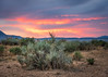 Fire Sky (dwblakey) Tags: california westbishop owensvalley landscape outside walking easternsierra bishop sunset outdoors sky inyocounty evening desert clouds unitedstates us