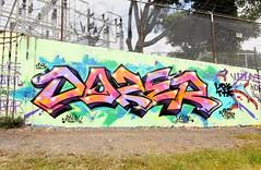 DOZER (STILSAYN) Tags: graffiti east bay area oakland california 2018