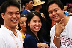 "Chomtong Party Time. (ol'pete) Tags: wanphansa festival chomtong chiangmai thailand music dancing parade เชียงใหม่ จอมทอง ดอยอินทนนท์ น้ำตกแม่กลาง ประเทศไทย""canoneos350d"" ""efs1855mm""chomtongwanpansha earthasia"