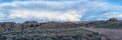 IMGP3937-Pano-Edit (Matt_Burt) Tags: hartmanrocks clouds mtb panorama rocks sage storm sunset