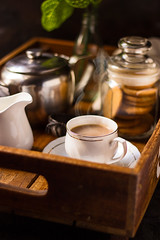 Tea-time... (Chandrima Sarkar) Tags: tea photography stilllife chai fodstyling foodphotography depthoffield