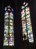 vidrieras Iglesia interior colegiata Santa Waudru Mons Belgica 05 (Rafael Gomez - http://micamara.es) Tags: vidrieras iglesia interior colegiata santa waudru mons belgica valonia bélgica