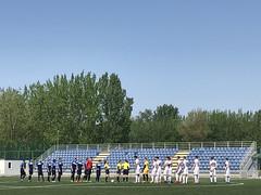 FK 011 Beograd (Peter R Miles) Tags: fk 011 beograd stadion stadium groudnhopping serbia srbije srpska ada ciganlija