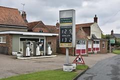Howell's, Binham Norfolk. (EYBusman) Tags: howells superstore binham village norfolk independent petrol gas gasoline filling service station garage eybusman