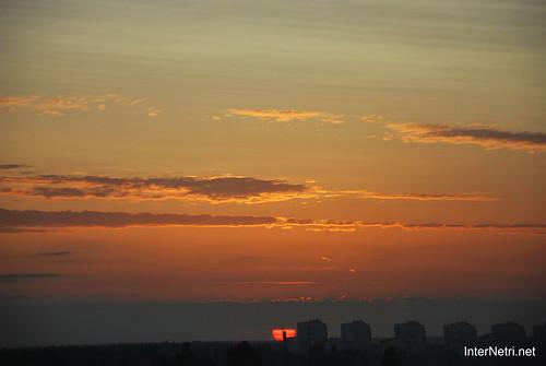 Небо Захід сонця InterNetri Ukraine  20