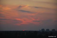 Небо Захід сонця InterNetri Ukraine  15