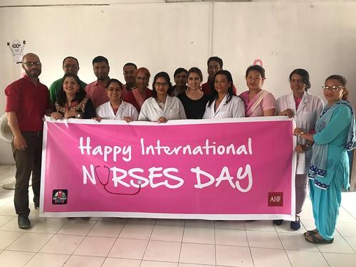 International Nurse Day 2018 - Nepal