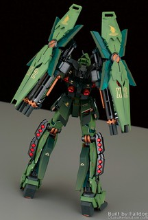 MG Unicorn - Marida Cruz Custom 3 by Judson Weinsheimer