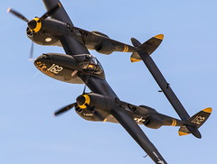 23 Skidoo_22 (SamOphoto2011) Tags: airplanes canon california airshow chino planesoffame p38lightning 23skidoo 14iiteleconverter lockheed 7dmarkii 2018 100400lmarkii