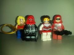 DC Figs 5: Sidekicks (brickpix) Tags: lego dc dcfigs superheroes sidekicks wondergirl redhood impulse redarrow minifigures justiceleague dccomics