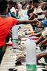 fish mongers (rick.onorato) Tags: africa ethiopia omo valley tribes tribal fish market