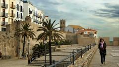 LUCES DE PEÑISCOLA (Fotos_Mariano_Villalba) Tags: peñíscola castellóndelaplana comunidad valenciana españa comunidadvalenciana