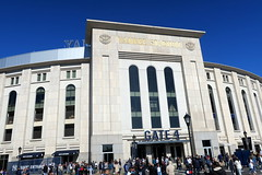 NYC - Bronx: Yankee Stadium (wallyg) Tags: bronx newyork newyorkcity ny nyc yankeestadium baseball yankees mlb stadium