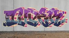 Opek... (colourourcity) Tags: streetartaustralia streetartnow streetart graffiti melbourne burncity colourourcity awesome nofilters burner letters opek