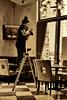 Joelle (creepingvinesimages) Tags: people photographer monochromatic portland oregon pse14 topaz