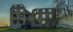 """The castle ruins """"Landskrone"""" in Oppenheim / Germany (rockheadz) Tags: castle ruin oppenheim sunset burgruine landskron"""