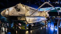 Atlantis Orbiter Nose (4myrrh1) Tags: atlantis orbiter kcs space kennedyspacecenter 2018