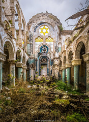 Great Synagogue (trip_mode) Tags: urbex abandoned decay exploration exploring synagogue architecture adventure