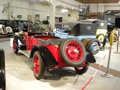 DSCN0852 1926 LANCIA LAMBDA (Emilio a Roma) Tags: auto car italy lambda lancia lancialambda