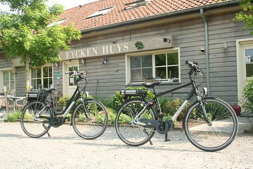 Verhuur van E-bike