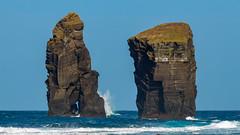 Mosteiros Sea Stacks, Mosteiros, Sao Miguel, Azores (anarchistpixel) Tags: mosteiros seastacks saomiguel azores acores portugal 150 150600mm f563 dg os hsm | c 150600mmf563dgoshsm|c