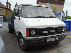 1986 Bedford Pickup (Neil's classics) Tags: vehicle 1986 bedford pickup cf2 truck