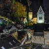 A Tranquil Moment (Tim van Zundert) Tags: hdr highdynamicrange square 1x1 rooftops church tower hallstatt obertraun town village salzkammergut austria europe sony a7r voigtlander 21mm ultron