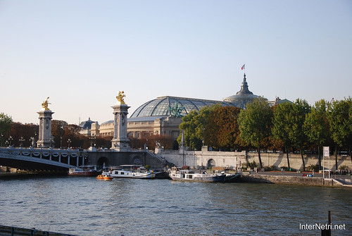 Париж Сена InterNetri  France 124
