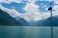 Urnersee: Towards Bristen (3/3) (jaeschol) Tags: cantonuri europa flüelen kantonuri kontinent schweiz suisse switzerland ds