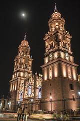 Catedral de Morelia (jazztubo68) Tags: michoacan nikon d5500 aureliano aurelianoalvarez church catedral morelia mexico