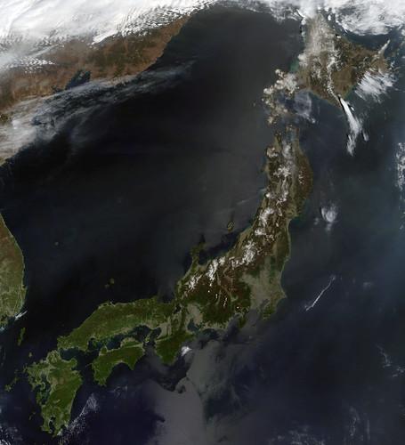 Japan on 21 April 2018, variant