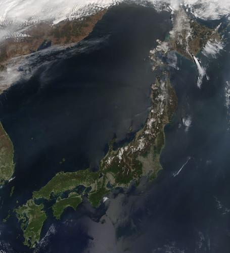 Japan on 21 April 2018