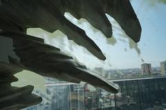 2018-04-FL-183579 (acme london) Tags: barcelona concrete fira hotel hotelroomcorridor hotelwindow interior jeannouvel leaf leafshape renaissancehotelfira room spain window