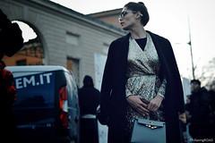 MFW Febbraio2017 (129) (ChillaxingROAD) Tags: chillaxingroad andreamenin beautiful beautifulwomen babes beautifulgirls cool clothing design elegance fashion fotografimilano face fashionphotography fashionblogger girls jewelry luxury look style streetstyle streetwear urban model